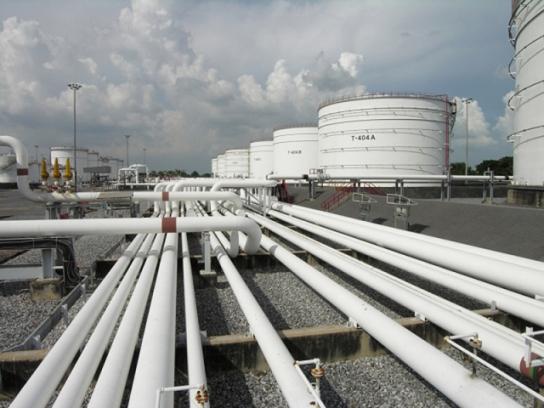 โครงการก่อสร้างขยายท่อส่งน้ำมัน และคลังน้ำมันของ บริษัท ขนส่งน้ำมันทางท่อ จำกัด ไปพื้นที่ภาคเหนือ