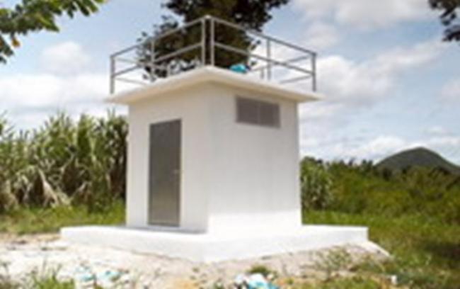 โครงการศึกษาวางระบบและติดตั้งระบบโทรมาตรเพื่อพยากรณ์น้ำและเตือนภัยลุ่มน้ำปราณบุรี