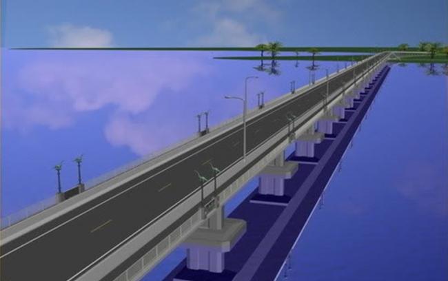 โครงการก่อสร้างสะพานในเขตชุมชนในภูมิภาคปี 2551